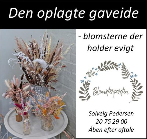 Blomsterporten - buketter