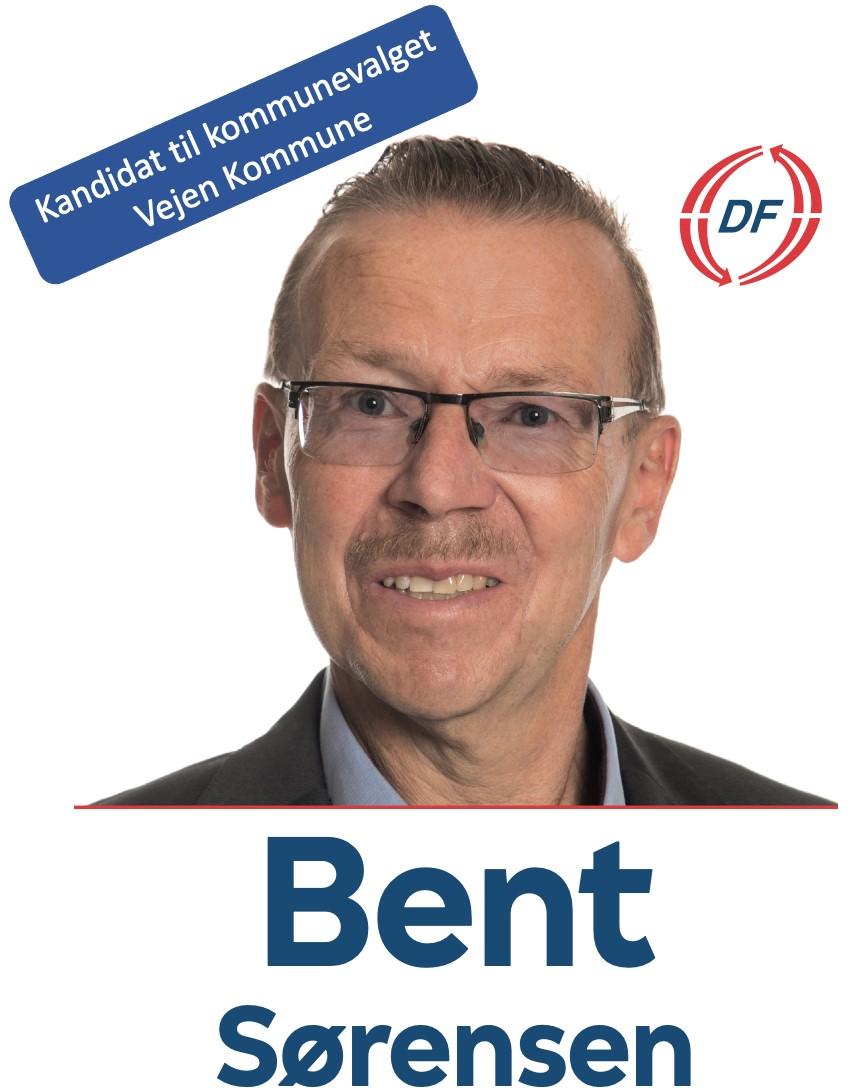 Bent Sørensen - valgannonce