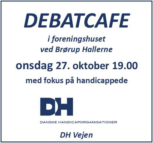 DH Vejen - debatcafe
