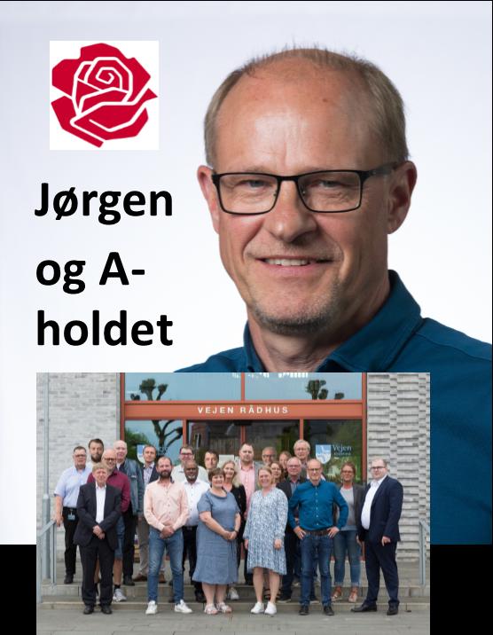 Allan Lauenblad - valgannonce - partiet