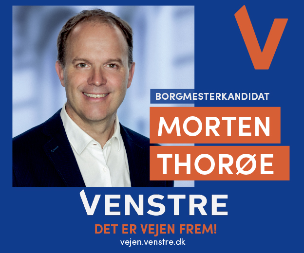 Morten Thorøe - sideannonce