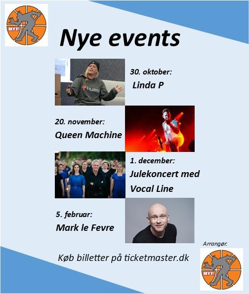 BKV - events